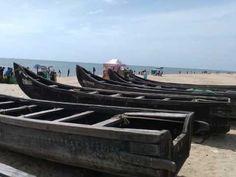 Beaches in Kerala - Fishing Boats