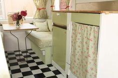 Vintage & Retro Blog - Betsy the Vintage Caravan, isn't she sweet! (Betsy the Vintage Caravan, isn't she sweet!)