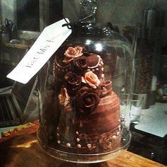Triple Chocolate Cake #food #cake #afternoontea #gift #kawaii #chocolate #homemade #chezshin #aliceinwonderland #sweet #torte #vintagestyle #birthdaycake Afternoon Tea, Chocolate Cake, Birthday Cake, Kawaii, Homemade, Sweet, Gifts, Food, Chicolate Cake