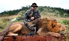 Canned hunting: the lions bred for slaughter Canned hunting is a fast-growing business in South Africa, where thousands of lions are being bred on farms to be shot by wealthy foreign trophy-hunters