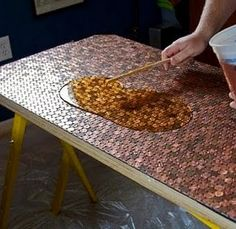 I must do this with the penny collection my deceased father left me