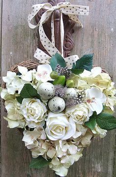 .flores corazon