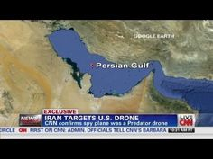 TV BREAKING NEWS Iran targets US drone - http://tvnews.me/iran-targets-us-drone/
