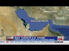 TV BREAKING NEWS Iran targets U.S. drone - http://tvnews.me/iran-targets-u-s-drone/
