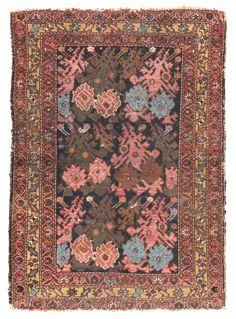 Hamadan Tapis persan Nombre 16934, anciennes tapis persans | tissés Accents