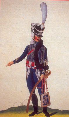 SAXONY - Hussars