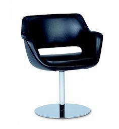 Kilta-tuoli laippajalustalla | Julkitilakalusteet | Martela