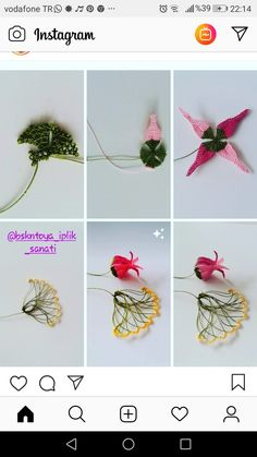 Diy And Crafts, Arts And Crafts, Chrochet, Cross Stitch Embroidery, Needlework, Brooch, Elsa, Flowers, Jewelry