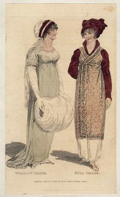 Lady's Museum, March 1806.