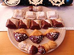 Raspberrybrunette: Orechové medvedie labky   Výborné, veľmi jemné a v...