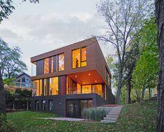 Galeria - Casa Redaction / Johnsen Schmaling Architects - 4