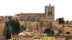 Ávila - Catedral