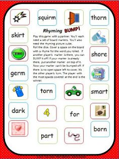 Primary Inspiration: Bump Freebie for R-Controlled Vowels