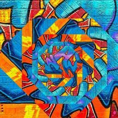 In love with graffiti since I was a little chica.