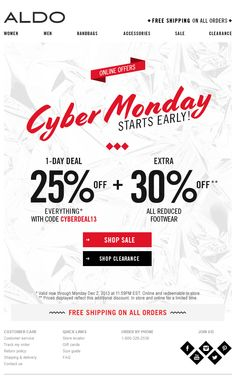 CYBER MONDAY: STARTS NOW! | Awesome Screenshot