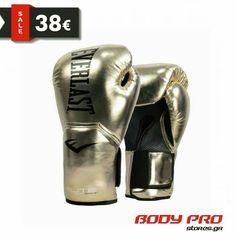 Τα γάντια μποξ ProStyle Elite 2.0 αποτελούν την εξέλιξη στην γνωστή σειρά γαντιών της Everlast και έρχονται με κατασκευαστικές βελτιώσεις τόσο σε όρους ποιότητας όσο και επιδόσεων. Gloves, Leather