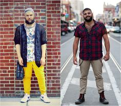 Tem Meu Tamanho - Estilo Masculino, Moda Plus Size, Música, Fotografia e muito mais! : Homens gordos (e estilosos)