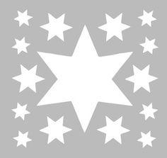 pochoir adh sif repositionnable de fabrication artisanale fran aise dans une mati re pvc grise. Black Bedroom Furniture Sets. Home Design Ideas