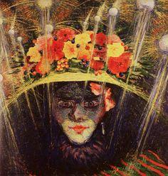 Umberto Boccioni - Idolo moderno (1911)