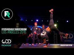Kyushudanji Shinsengumi 1st Place Youth | FRONTROW | World of Dance Los Angeles 2015 | #WODLA15 - YouTube