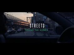 Freefly TERO - STREETS - NEW YORK CITY - Behind the Scenes - YouTube