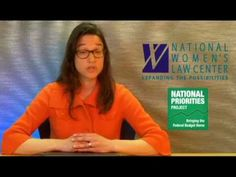 Why Budget and Tax Issues Are Womens Issues - Part 1