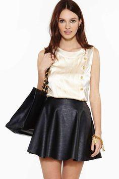 Vintage Chanel Inés Silk Blouse