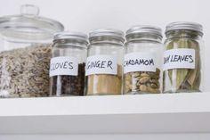 Los mejores frascos para guardar especias | eHow en Español