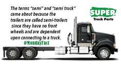 #facts #Trucks #Truckers #Trucklife #Truckin #TruckParts #supertruckparts #Truckdaily #TruckPorn #semitrucks #bigtrucks www.supertruckparts.com