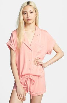 Wildfox 'Sleeping In' Pajama Set available at #Nordstrom