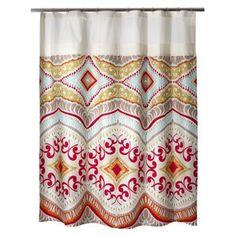 "Boho Boutique™ Utopia Shower Curtain - 72x72"""
