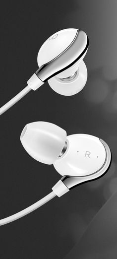無铭之计采集到产品设计(10063图)_花瓣 Audio Design, Sound Design, Sports Headphones, In Ear Headphones, In Ear Monitors, Id Design, Wearable Device, Tecno, Mobile Accessories