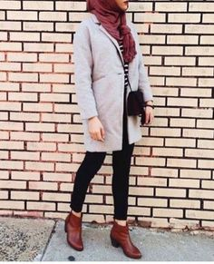 chic hijab fashion trend, Hijab trends from the street http://www.justtrendygirls.com/hijab-trends-from-the-street/