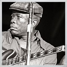 John Lee Hooker by Bluesoundz Radio, via Flickr