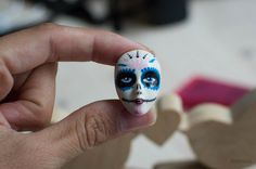 Dread beads mask