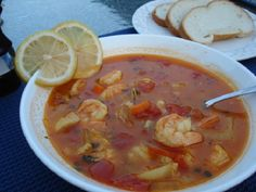 Recipe Bouillabaisse Soup:Much Recipes Bouillabaisse Recipe, Shrimp And Lobster, Seafood Stew, Soup Kitchen, Fish Dishes, Seafood Dishes, Seafood Recipes, Fish Recipes, Salad Recipes