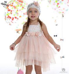 Φόρεμα Βάπτισης από Δαντέλα και Πουά Ασύμμετρο Τούλι Σομών Mi Chiamo Κ4007-16639   https://www.paketovaptisi.gr/christening-packages-girl/christening-clothes-girl/sum-spri/product/2300-16639.html Βαπτιστικό φόρεμα από τη νέα collection της εταιρείας Mi Chiamo κατασκευασμένο από δαντέλα και πουά ασύμμετρο τούλι σε σομών χρώμα. Το σύνολο συνοδεύεται από καπέλο ή κορδέλα ή στέκα το οποίο συμπεριλαμβάνεται στην τιμή. Συνδυάζεται προαιρετικά με ασορτί ζακετάκι. #MiChiamo #φορεμα #βαπτιση…