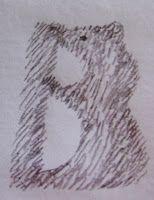 Waldorf ~ 1st grade ~ Letter: B ~ Bear