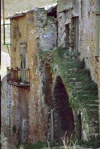 Ancient towns of Sicily | Italy,Europe,photograph,Sicily,town of Poggioreale,earthquake,Ruth ...