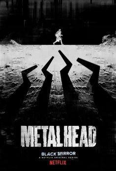 Black Mirror Season 4 - Metalhead