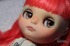 Lótus | Doll Base: Neo Blythe Simply Bubble Boom Full Custom… | Flickr