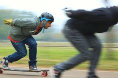 Longboarding. Be Fast