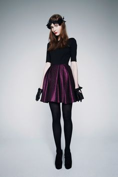 Fall '13 RTW: Erin Fetherston - Look 20. (Source: Style.com)