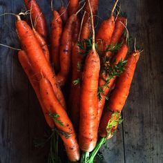 Fresh from the fields our beautiful crunchy Organic Vegetables, Fields, Carrots, Fresh, Beautiful, Food, Carrot, Meals, Yemek