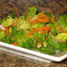 Orange Citrus Vinaigrette Allrecipes.com