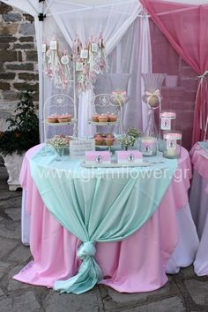 Βάπτιση στην χαλκιδική | Glam & Flower Christening Themes, Baby Christening, Baby Boy Baptism, Baptism Party, Candy Theme, Sleepover Party, Ideas Para Fiestas, Holidays And Events, Birthday Decorations