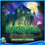 Haunted Halls 4: Nightmare Dwellers Collector's Edition. New Big Fish Kindle Fire hidden object game - January 2017.