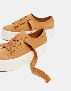 Zapatilla plataforma cordones XL Zapatos Altos Plataforma ba25fa5f971d