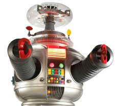 Lifesize Lost in Space Robot...warning Will Robinson, warning.  This is a must have!!!