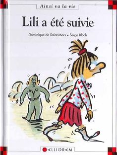 LIVRE MAX ET LILI N°16 Lili a été suivie Saint Mars Bloch